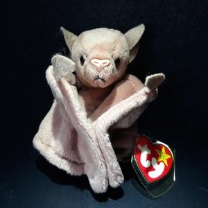 Bat Beanie Baby: Batty